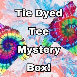 3 Mystery Tees For $28